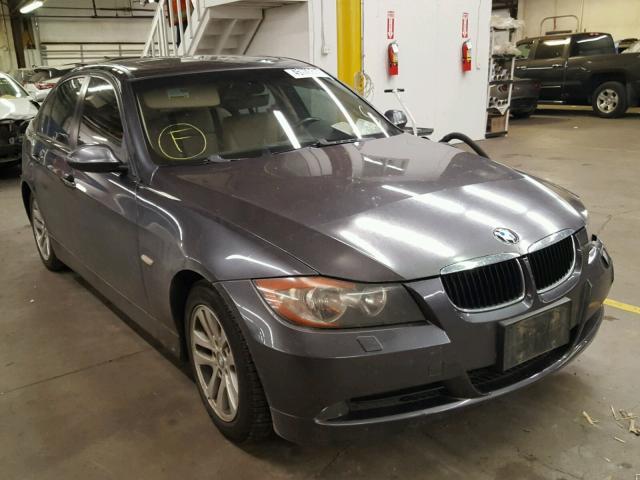 2007 BMW 328 XI 3.0L