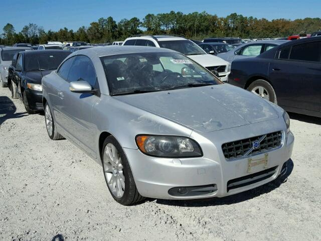 Auto Auction Ended On Vin Yv1mc68267j012119 2007 Volvo C70 T5 In Tx