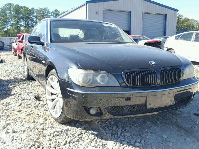 2007 BMW 750 4.8L