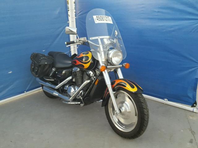 2007 HONDA VT1100 2