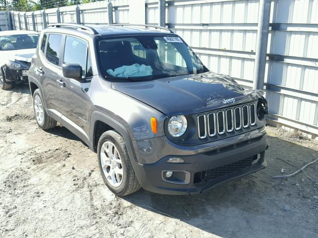 2017 JEEP RENEGADE 2.4L