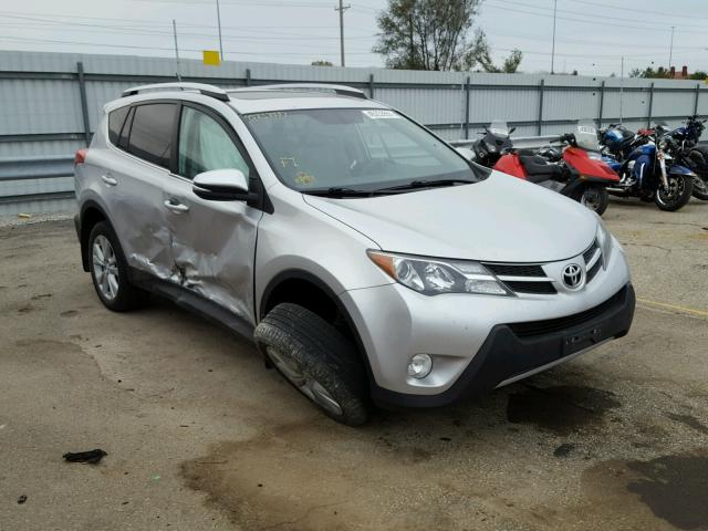 2015 toyota rav4 limited for sale ia des moines salvage cars copart usa. Black Bedroom Furniture Sets. Home Design Ideas