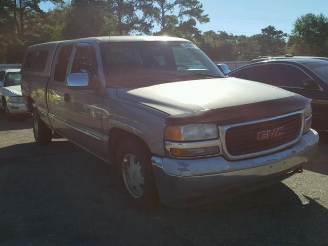 1999 GMC NEW SIERRA 5.3L