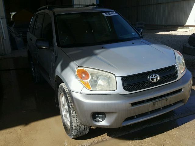 2004 TOYOTA RAV4 2.4L