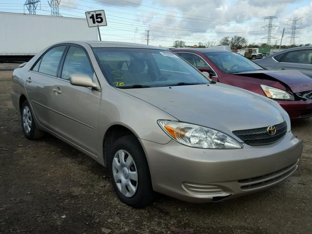 2004 TOYOTA CAMRY 2.4L
