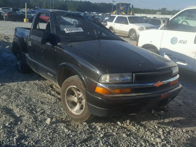 1999 CHEVROLET S TRUCK 2.2L