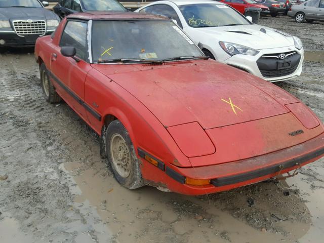 1985 MAZDA RX7 1.2L