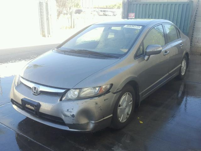 2008 HONDA CIVIC 1.3L
