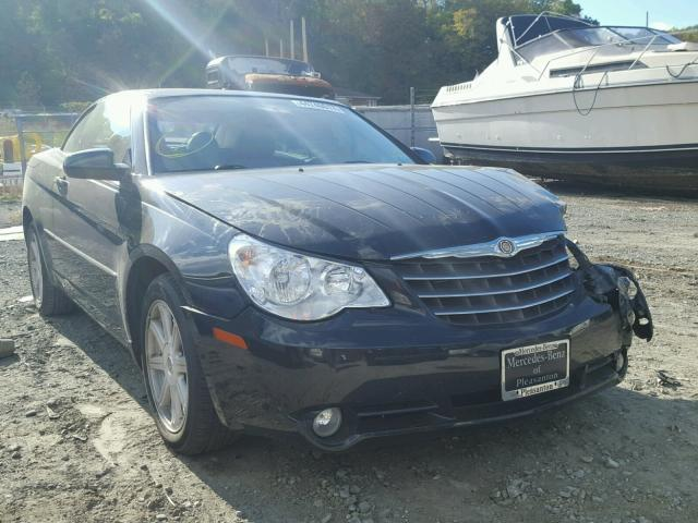 2008 CHRYSLER SEBRING 2.7L