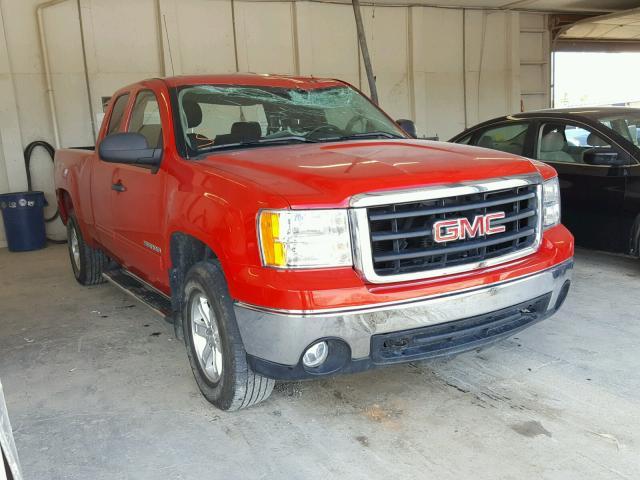 2011 GMC SIERRA 5.3L