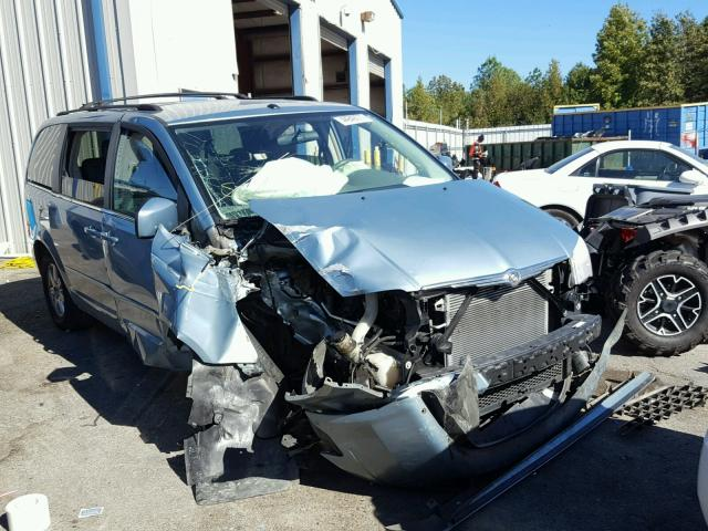2008 CHRYSLER TOWN & COU 3.8L