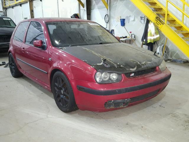2001 VOLKSWAGEN GTI GLX 2.8L