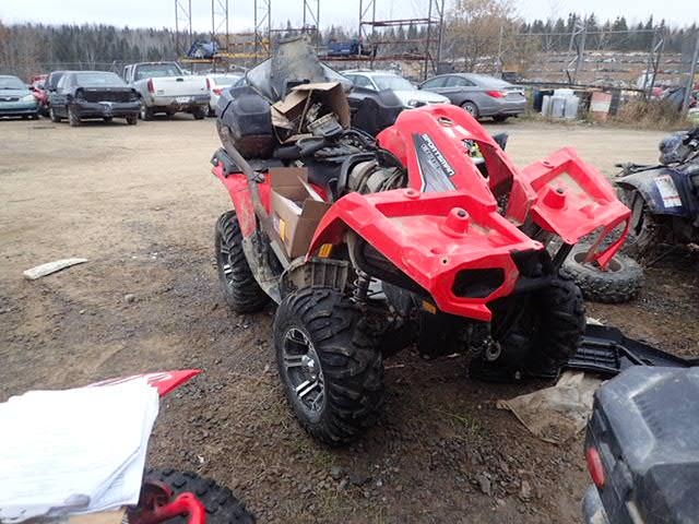 2011 POLARIS SPORTSMAN 2