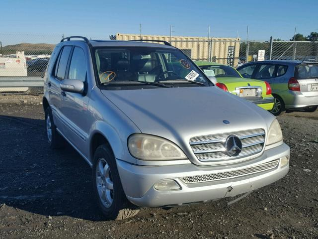 2003 MERCEDES-BENZ ML 350 3.7L