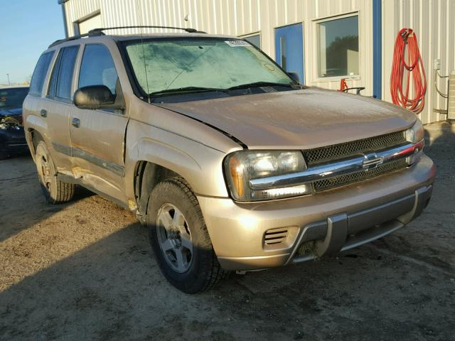 2004 CHEVROLET TRAILBLAZE 4.2L