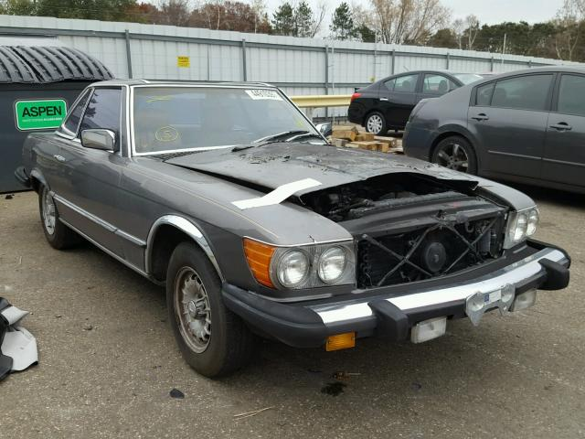 1982 MERCEDES-BENZ 380 3.8L
