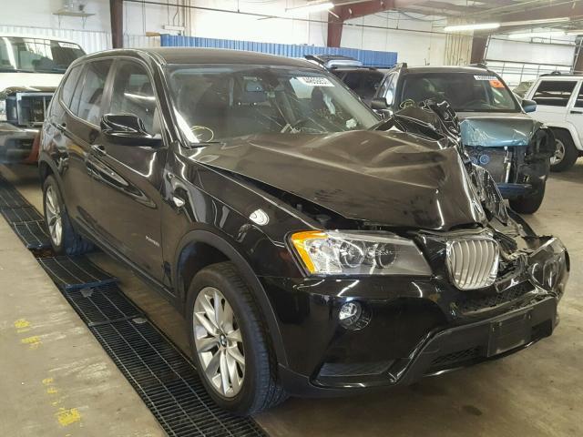 2013 BMW X3 2.0L