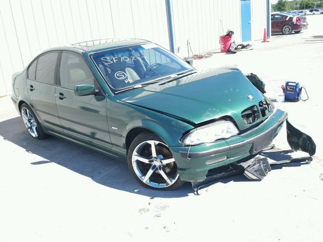 2001 BMW 325 2.5L