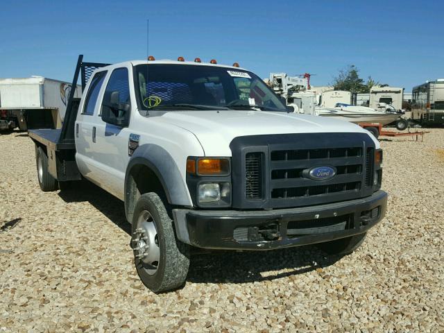 2008 FORD F550 6.4L