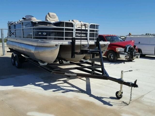 Salvage 2015 Other MARINE TRAILER for sale