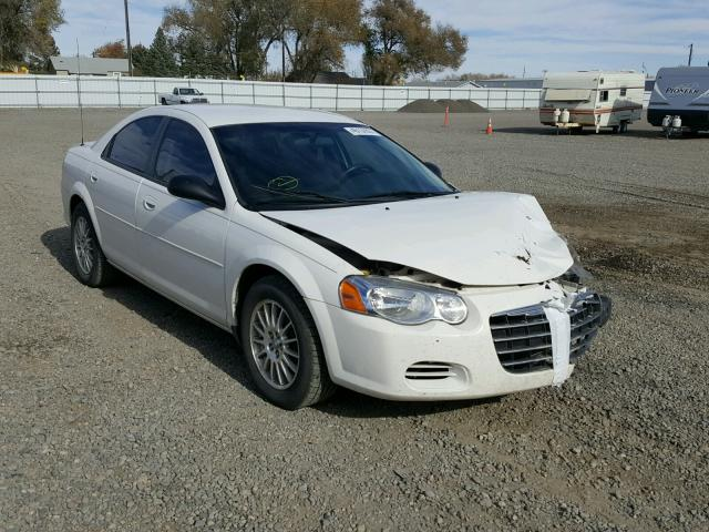 2006 CHRYSLER SEBRING 2.4L