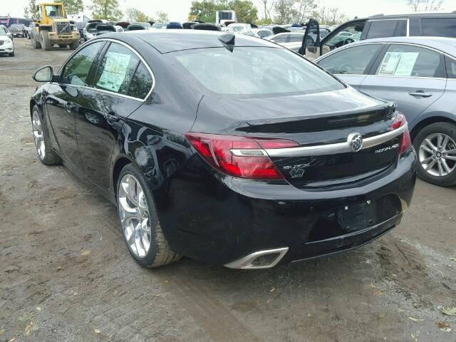 2017 Buick Regal Gs Photos Salvage Car Auction Copart Usa