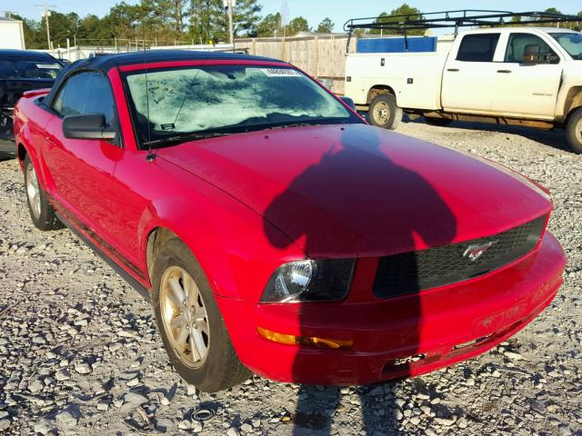2008 FORD MUSTANG 4.0L