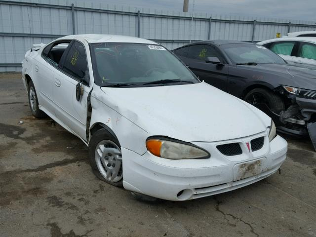 2005 PONTIAC GRAND AM S 2.2L