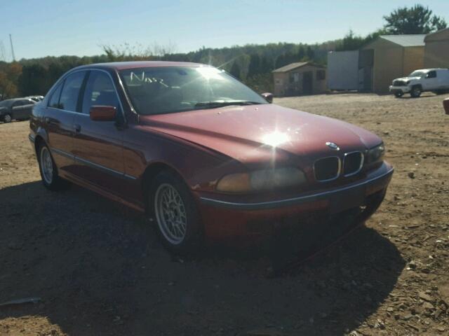 2000 BMW 528 2.8L