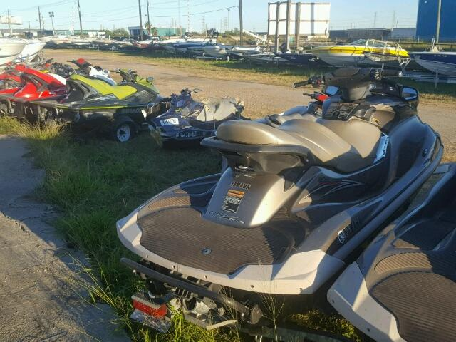2009 yamaha boat for sale at copart houston tx lot 45098387 for Yamaha salvage yards
