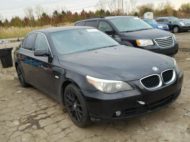 2006 BMW 525 3.0L