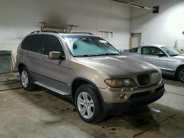 2006 BMW X5 4.4L