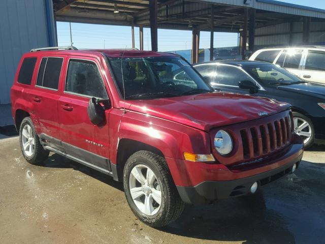 2014 JEEP PATRIOT 2.4L