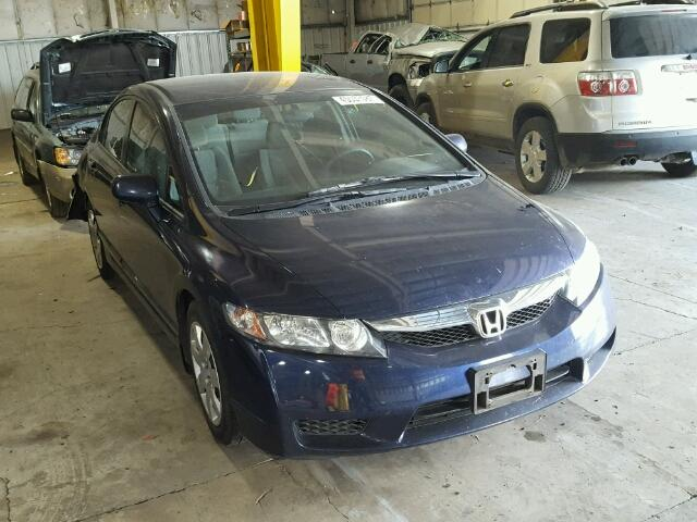 2011 HONDA CIVIC 1.8L