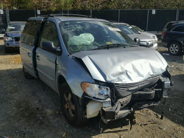 2004 CHRYSLER TOWN & COU 3.8L
