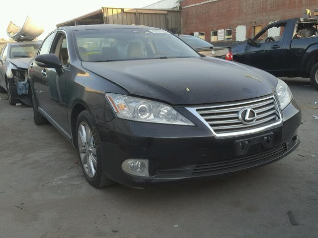 2010 LEXUS ES 350 3.5L