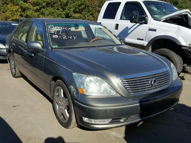 2006 LEXUS LS 4.3L
