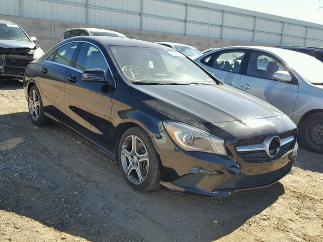 2014 MERCEDES-BENZ CLA 2.0L