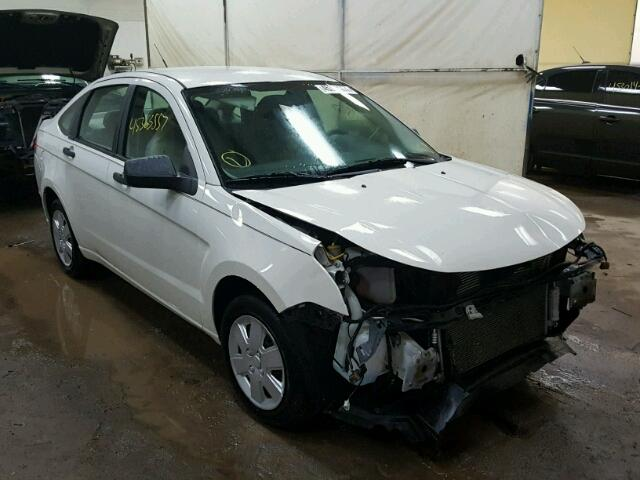 2011 FORD FOCUS S 2.0L