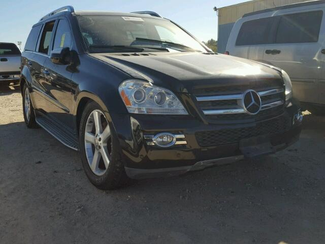 2009 MERCEDES-BENZ GL 4.6L