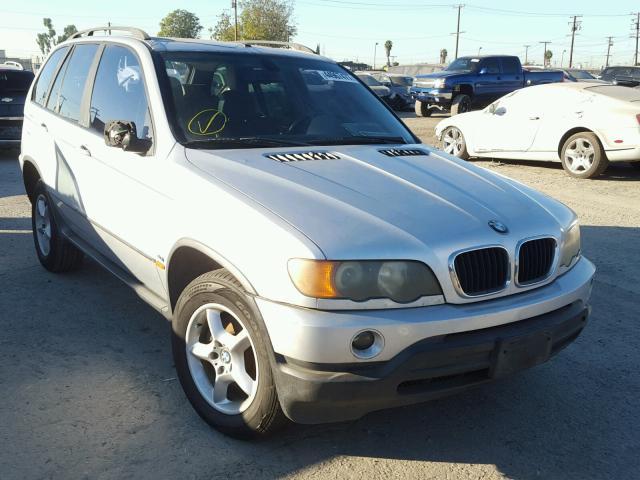 2002 BMW X5 3.0L