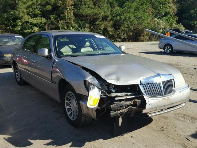 2001 LINCOLN TOWN CAR 4.6L