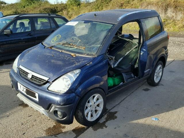 2012 aixam crossline for sale at copart uk salvage car auctions - Aixam coupe s for sale uk ...