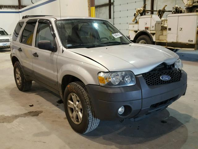 2007 FORD ESCAPE 3.0L
