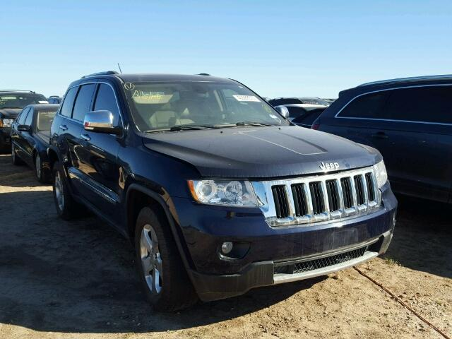 2012 Jeep Grand Cherokee for sale at Copart Houston, TX ...