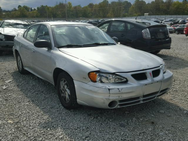 2003 PONTIAC GRAND AM 3.4L