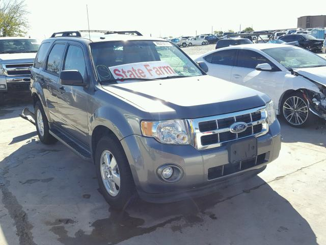 2011 FORD ESCAPE 2.5L