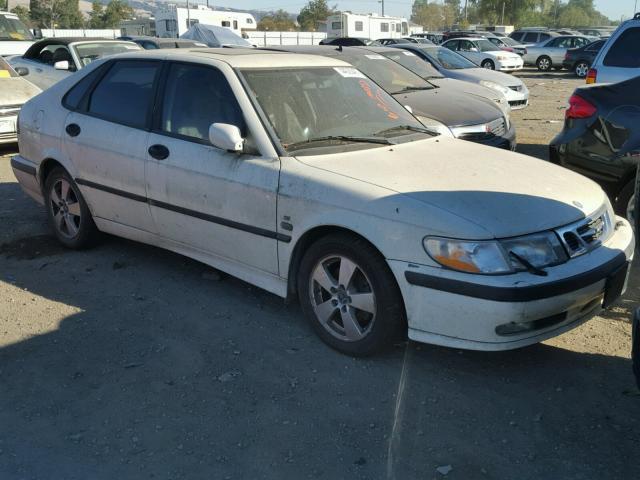 2002 SAAB 9-3 2.0L