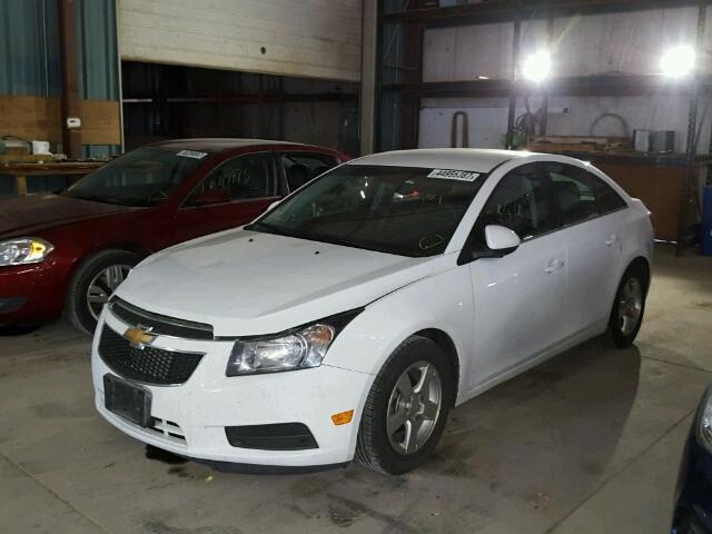 2014 Chevrolet Cruze Lt 1.4L