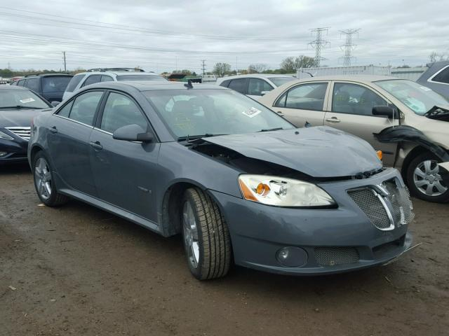 Chicago Car Auction >> Auto Auction Ended On Vin 1g2zm577984166618 2008 Pontiac G6
